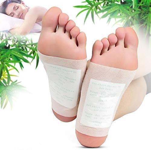 Foot Patch Detox - pas cher - mode d'emploi - composition - achat
